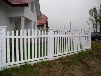 ogrodzenie pełne