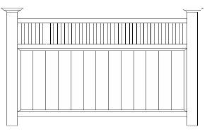 ogrodzenie systemowe