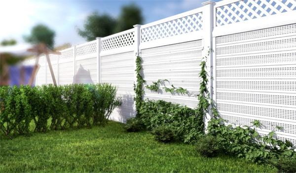 nowoczesne panele ogrodzeniowe